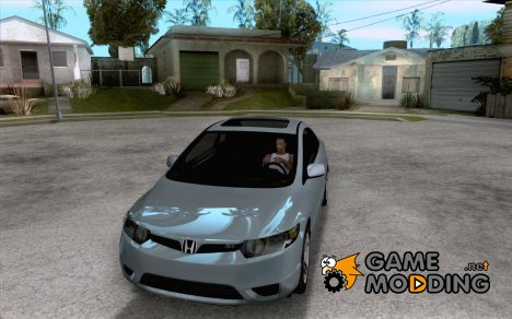 Honda Civic 2006 Coupe 1.1 для GTA San Andreas