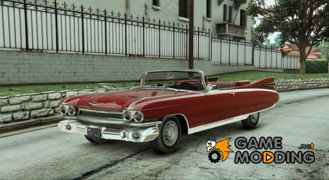 Cadillac Eldorado for GTA 5