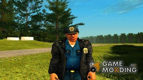 Manhunt Ped 3 для GTA San Andreas