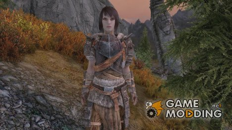 Veterans Iron Armor для TES V Skyrim