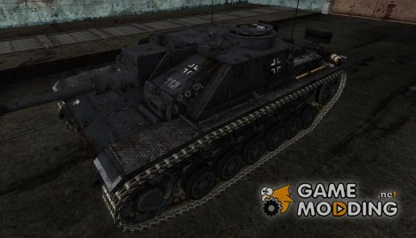 StuG III от kirederf7 для World of Tanks
