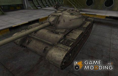 Шкурка для китайского танка Type 59 для World of Tanks