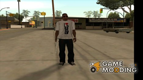 I love all cities of GTA SA для GTA San Andreas