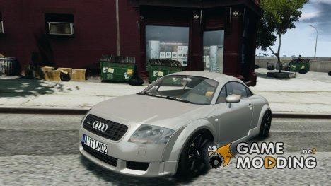 Audi TT 2004 для GTA 4