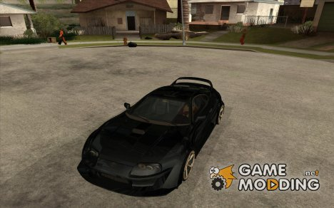 Toyota Supra 2006 Most Wanted for GTA San Andreas