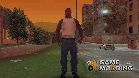 Carl Johnson for GTA 3