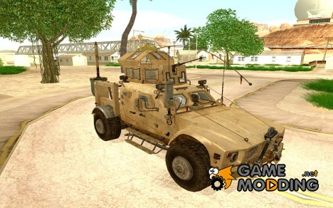 Oshkosh M-ATV for GTA San Andreas