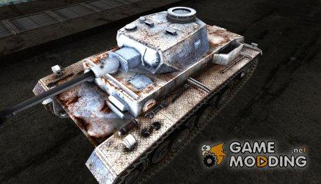 VK3001 (H) от No0481 для World of Tanks