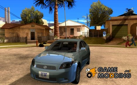 Scion tc for GTA San Andreas