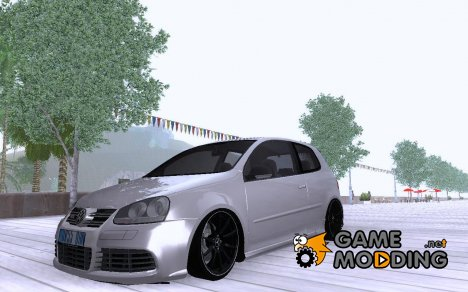 VW Golf 5 R32 2006 StanceWorks for GTA San Andreas