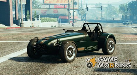 Caterham Super 7 R620 for GTA 5
