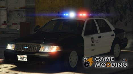 2006 Ford Crown Victoria - Los Angeles Police 3.0 for GTA 5