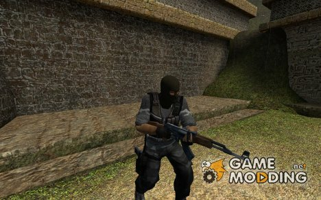 New_urban_terrorist (without mouth) for Counter-Strike Source