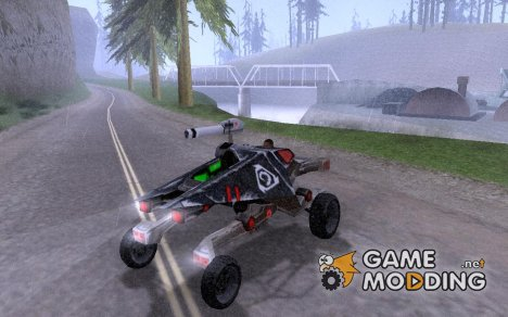 Модель багги из Command & Conquer 3 for GTA San Andreas
