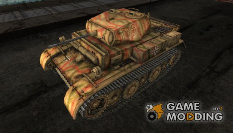 PzKpfw II Luchs Gurdy for World of Tanks
