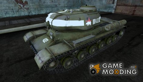 Шкурка для ИС for World of Tanks