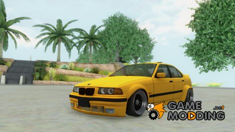 BMW E36 Widebody V1.0 для GTA San Andreas
