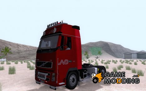 Volvo FH16 new BETA для GTA San Andreas