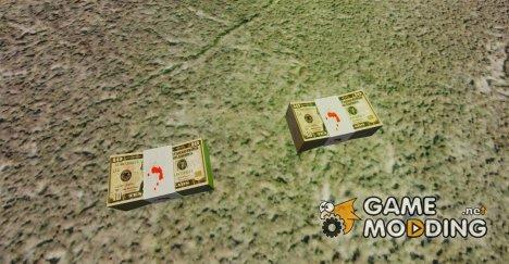 Денежные купюры США номиналом 10$ for GTA 4