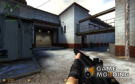 Fallschirmjager G3A3 + Mullet™'s Anims для Counter-Strike Source