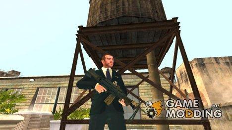 Пулемет MG4 v.2 for GTA 4