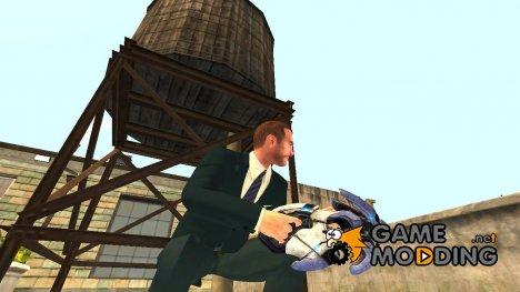 Geth Plasma для GTA 4