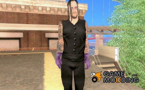 Old-school Undertaker для GTA San Andreas
