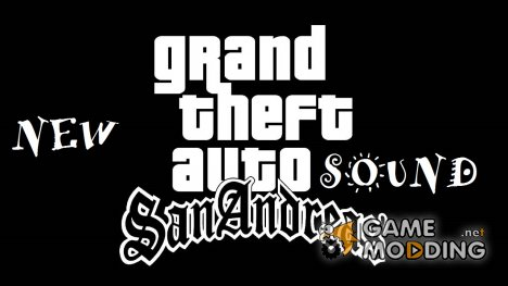 New Sounds FIX for GTA San Andreas