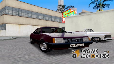 Opel Ascona Radmir RP for GTA San Andreas