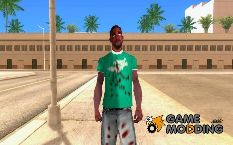 Zombie Skin - swmyst for GTA San Andreas