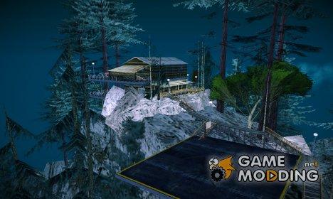 Chiliad Paradise Mod for GTA San Andreas