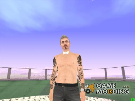 Male 01 GTA Online DLC Lowriders 2015 для GTA San Andreas
