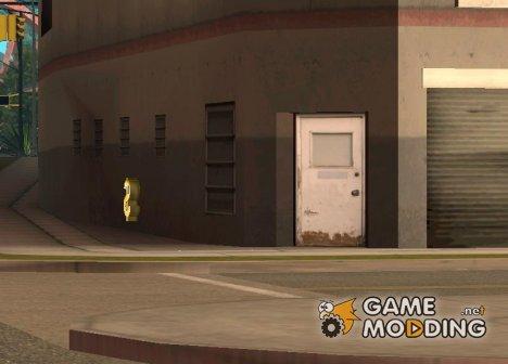 Возможность купить спортзал на Грув Стрит для GTA San Andreas