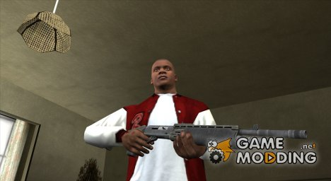 Дробовик из Renegade X Black Dawn для GTA San Andreas