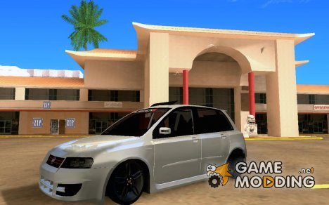 Fiat Stilo Fodastico для GTA San Andreas