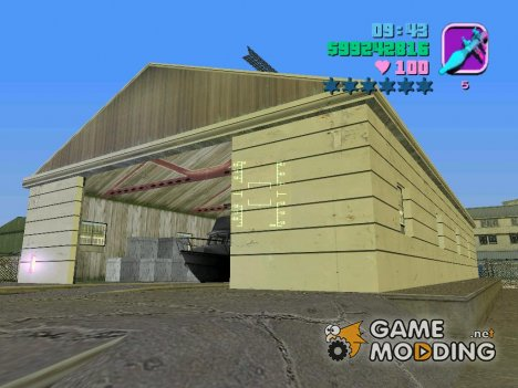 Boathouse для GTA Vice City