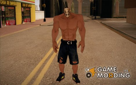 Rick Taylor (Splatterhouse) для GTA San Andreas