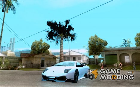 Lamborghini Gallardo LP570-4 SV for GTA San Andreas