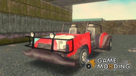 Marfi's Buggy для GTA 3