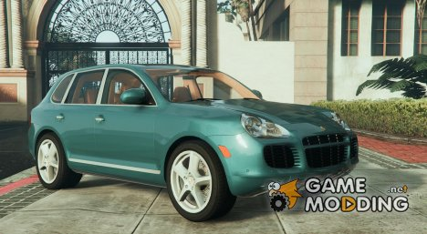 Porsche Cayenne Turbo 2003 for GTA 5