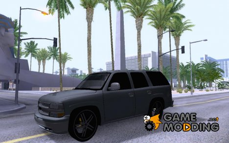 2006 Chevorlet Tahoe Custom for GTA San Andreas