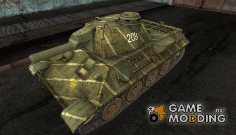 Шкурка для VK3002DB для World of Tanks
