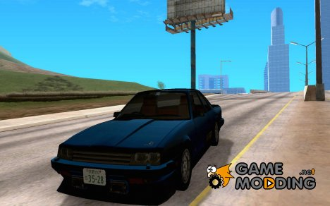 Nissan Skyline R30 RS-Turbo for GTA San Andreas