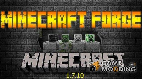 Minecraft forge 1.7.10 для Minecraft