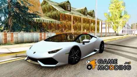 Lamborghini Huracan LP610 VELLANO for GTA San Andreas