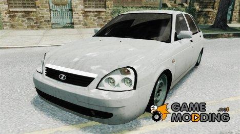 ВАЗ 2172 для GTA 4