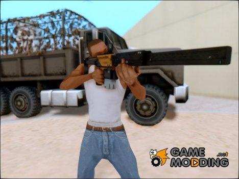 X-Eon from COD Infinite Warfare for GTA San Andreas