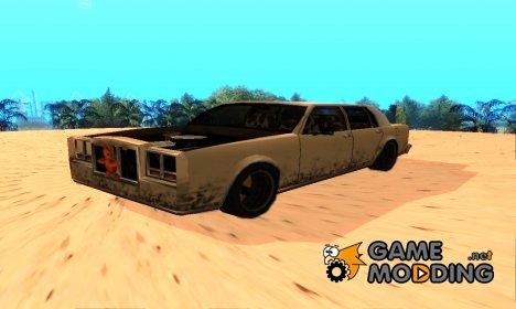 Gang Greenwood for GTA San Andreas