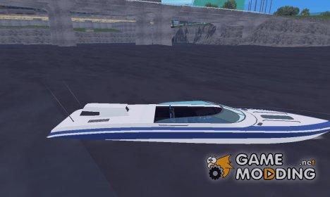 Speeder из GTA 4 для GTA 3
