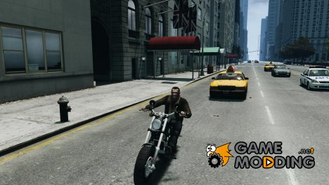 Harley Davidson V-Rod (ver. 0.1 beta) HQ для GTA 4